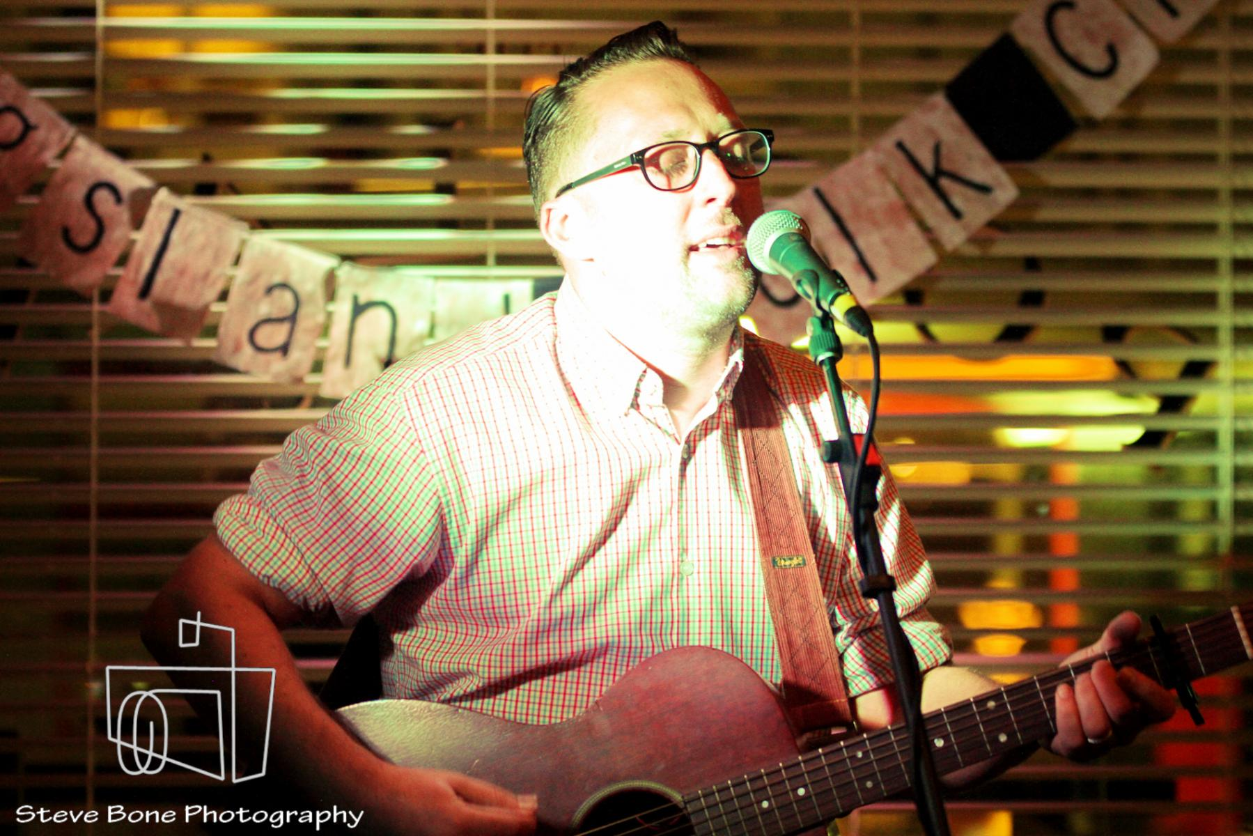 Rod Fisher - Kingsland Folk Club - Portland Public House - 19th May 2013