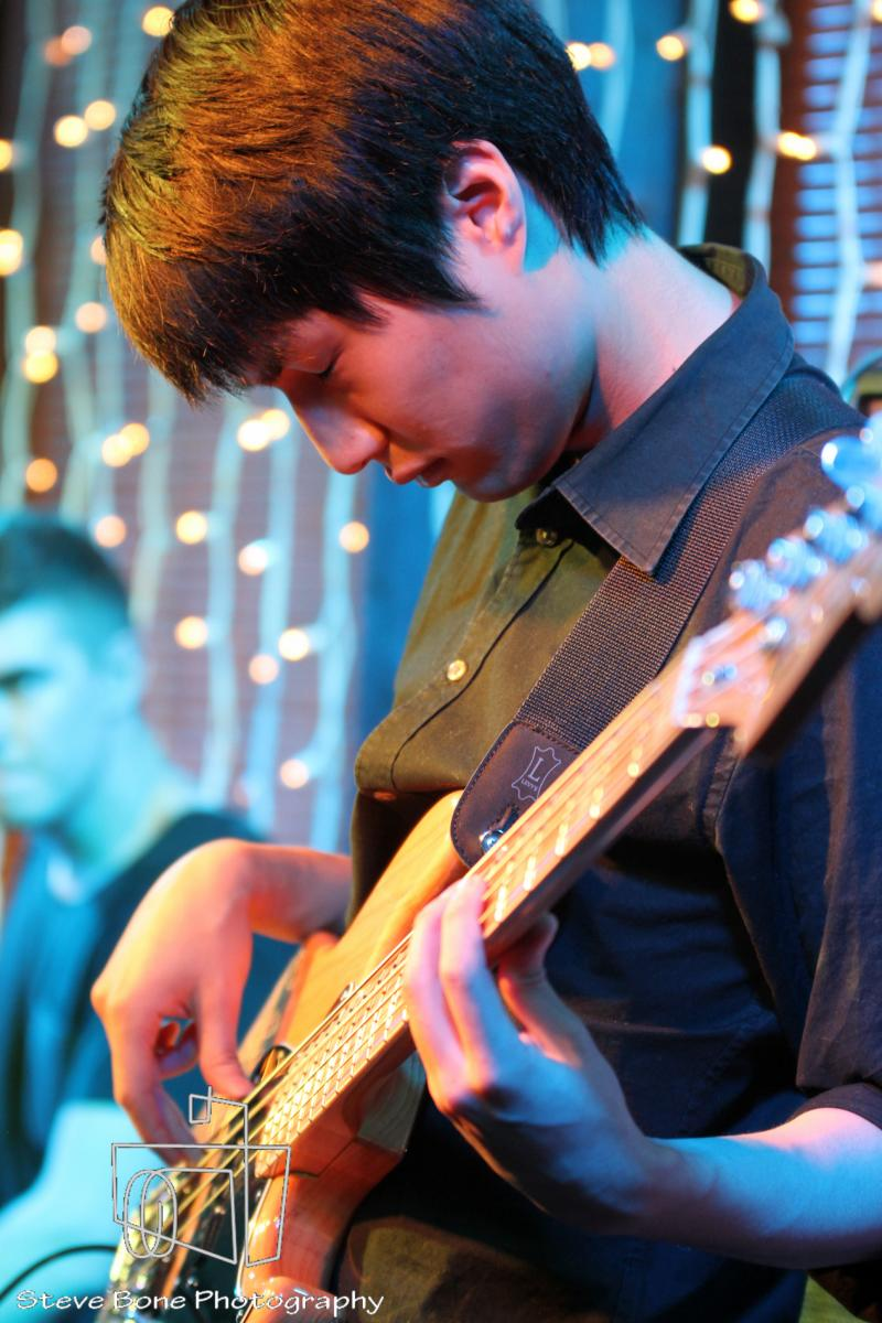 Thomas Cho - Shana Llorando - Opening for Sam Allen - Backbeat Bar - 30th May 2013