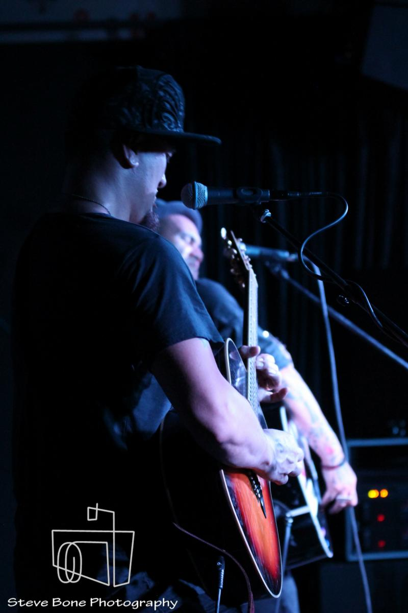 Jayson Norris + Tiki Taane - Acoustic Tour - Juice Bar - 18th April 2013