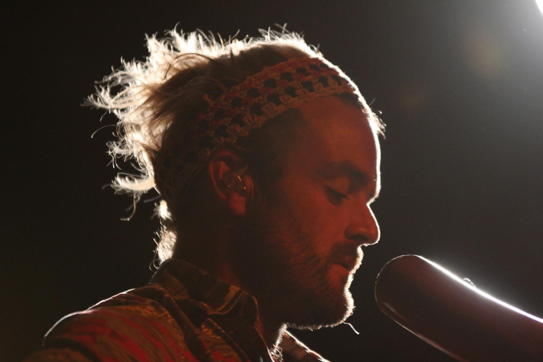 Xavier Rudd - Kings Arms - Apr 2012