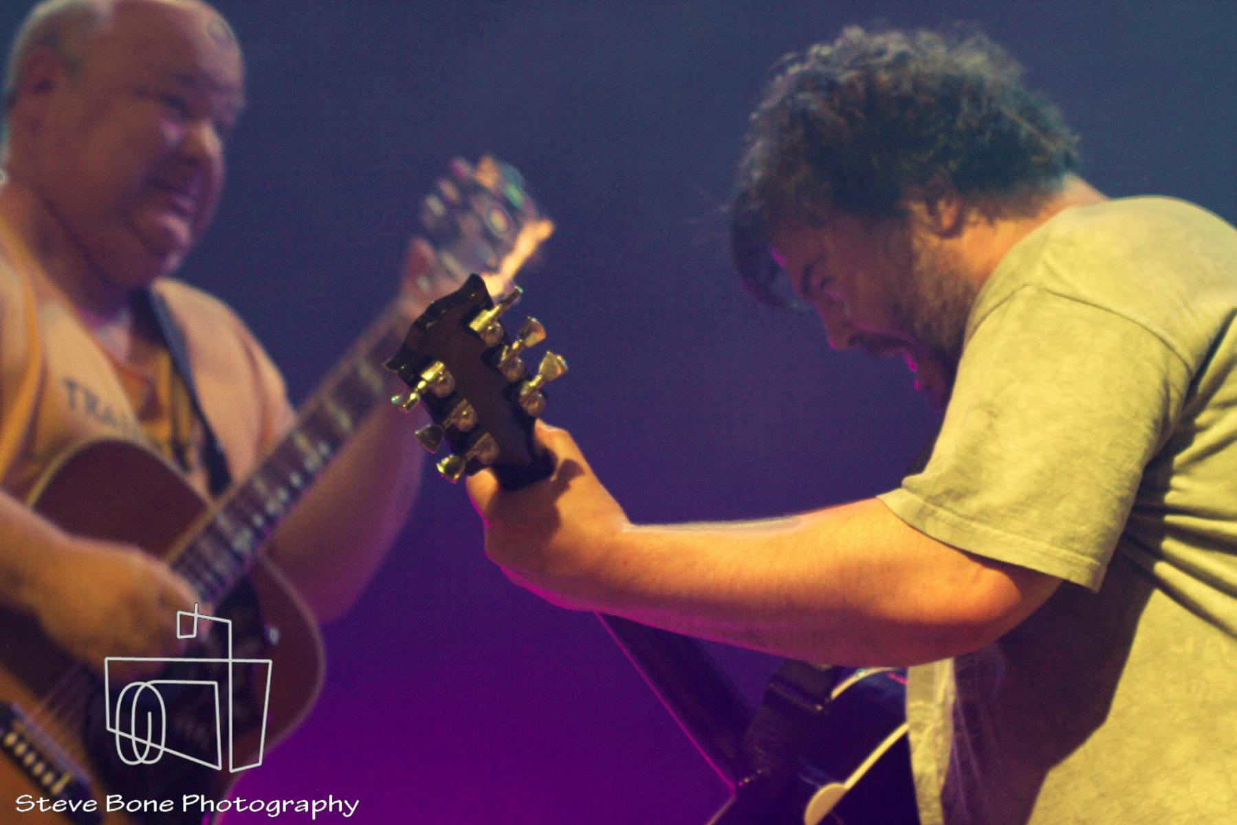 Tenacious D - Town Hall - 20th May 2013
