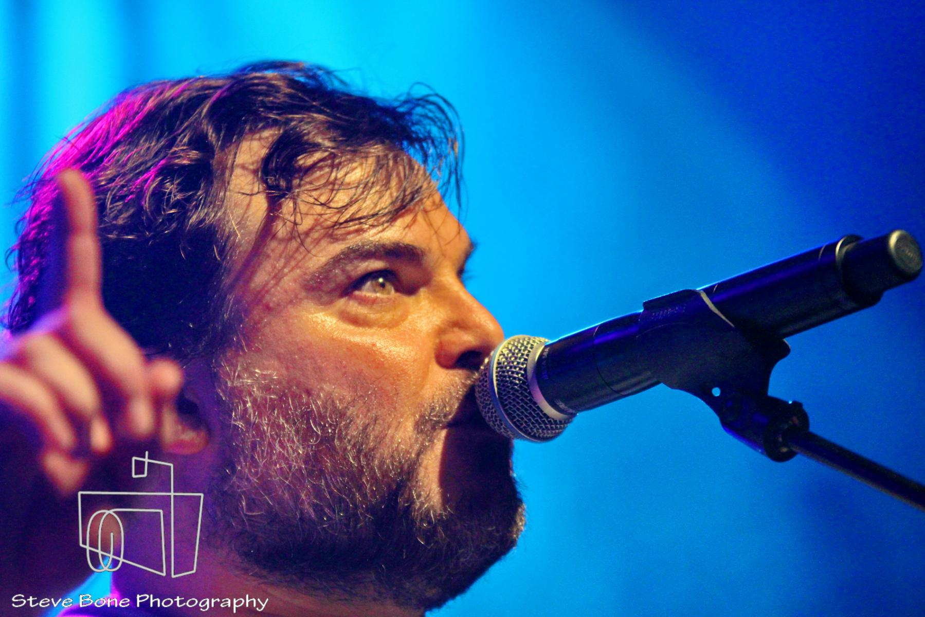 Jack Black - Tenacious D - Town Hall - 20th May 2013