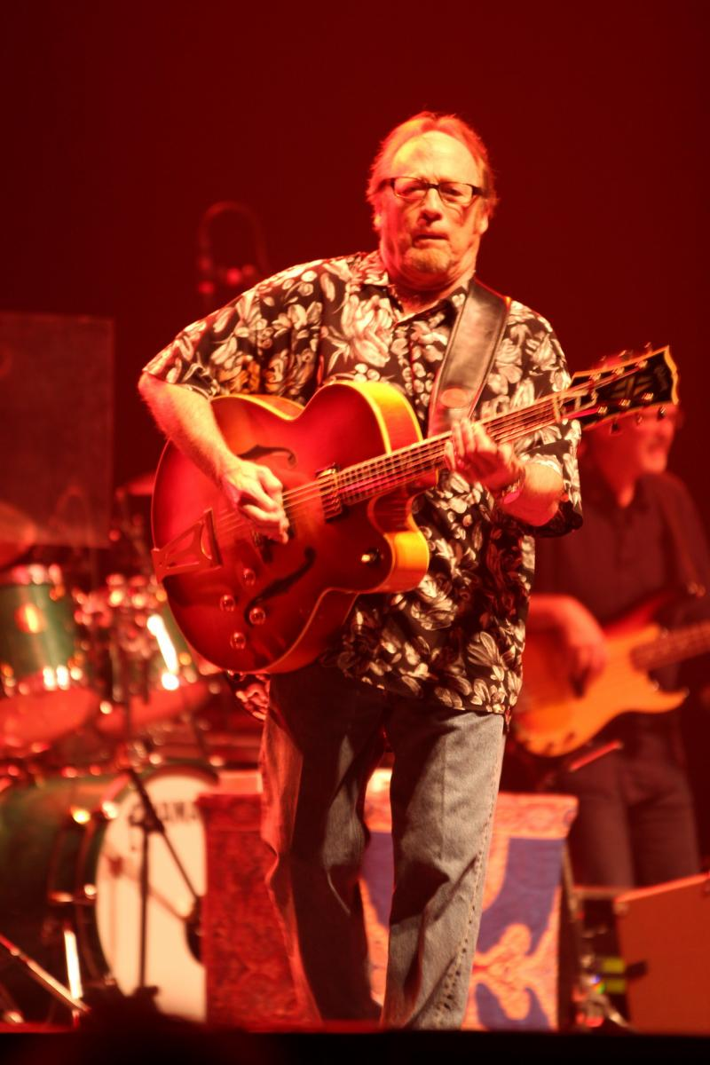 Stephen Stills - Crosby, Stills and Nash - Trusts Stadium - Mar 2012