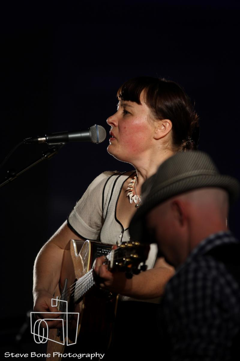 Eb + Sparrow - Beth Orton - Holy Trinity Cathedral - 18th May 2013