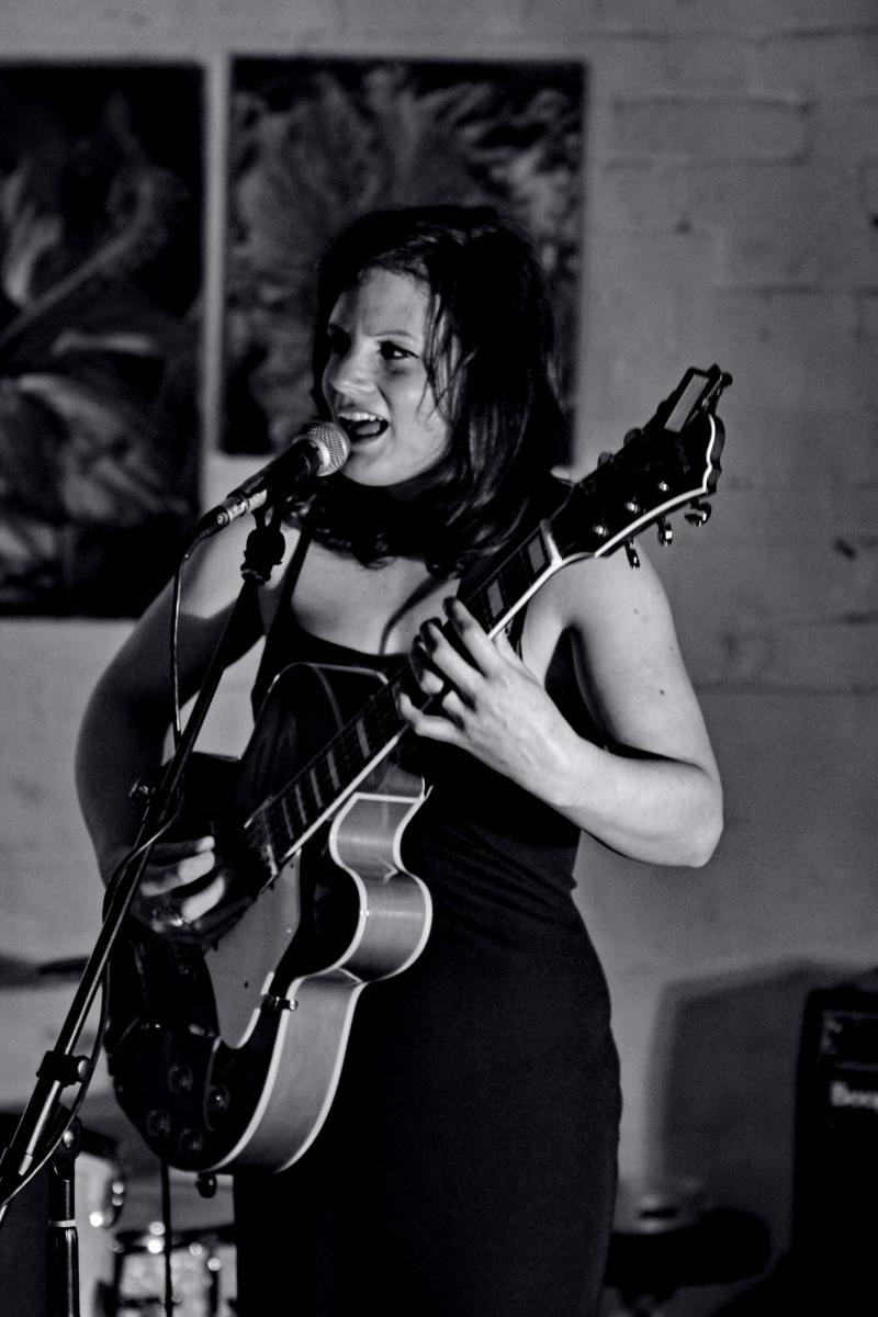 Katie Scott - (Opening for) Coach - Eva Street Studio - Sep 2012