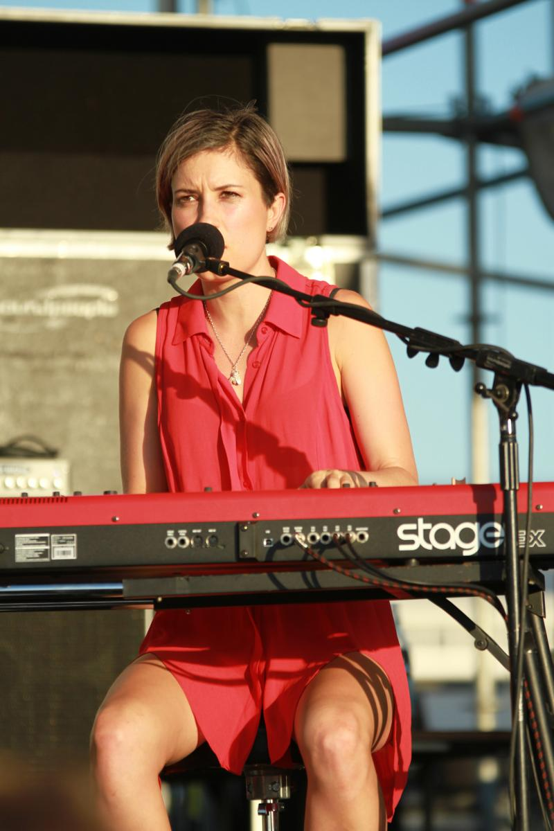 Missy Higgins - More FM Summer Vineyard Tour - Feb 2013