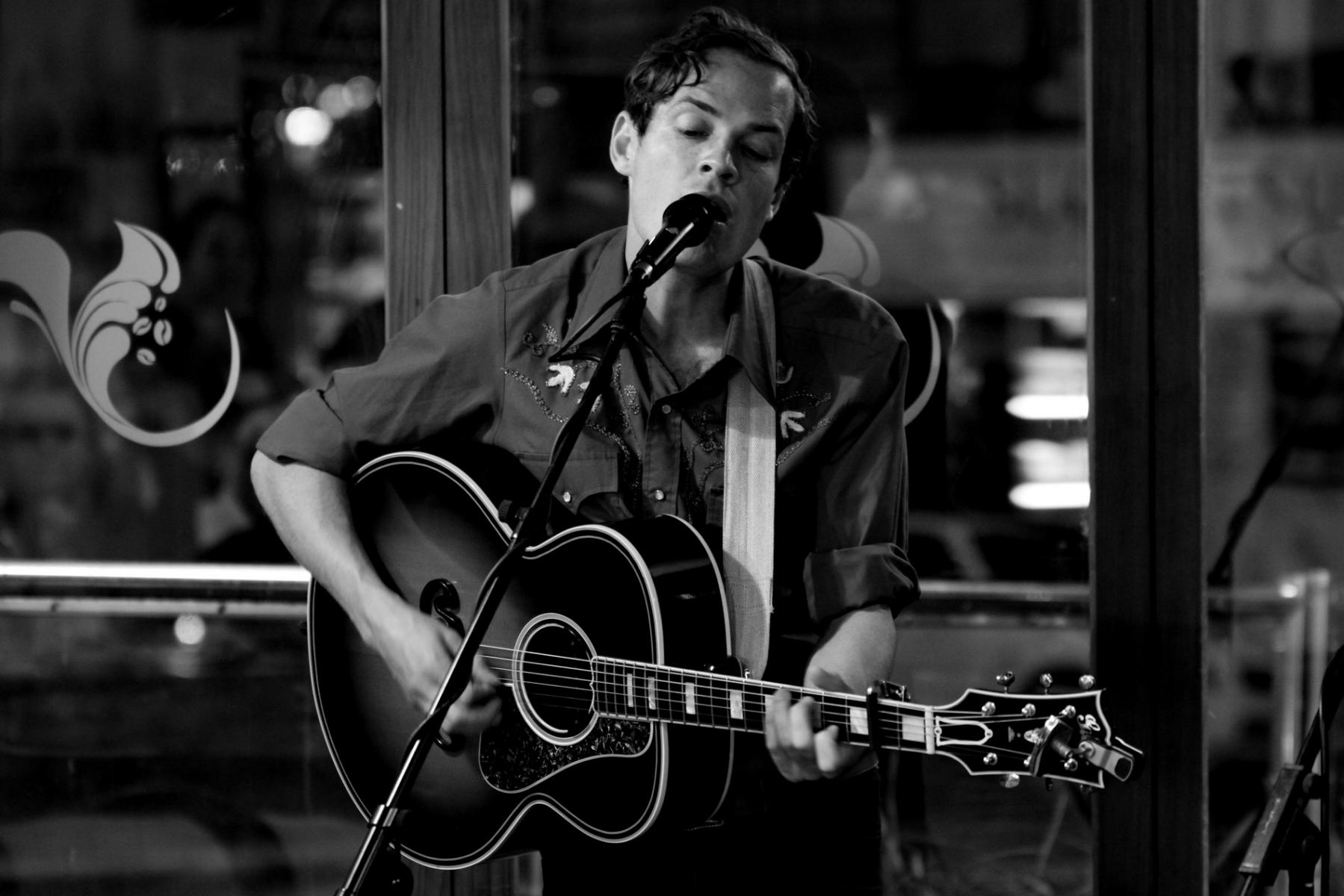 Cy Winstanley - Tattletale Saints - Correlli's Cafe - Oct 2012