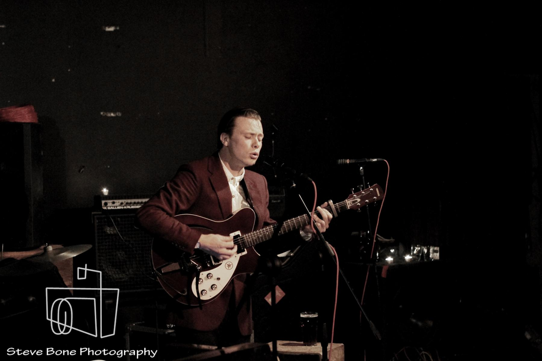 Anthonie Tonnon - The Black Tie Event - Wine Cellar - 23rd May 2013