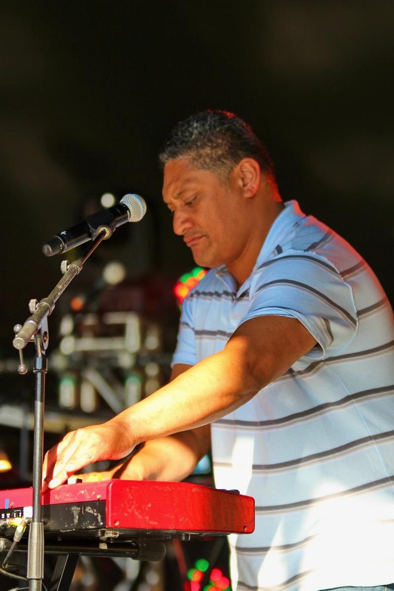 Mark Vanilau - Breaks Co-Op - Classic Hits Winery Tour @ Mystery Creek