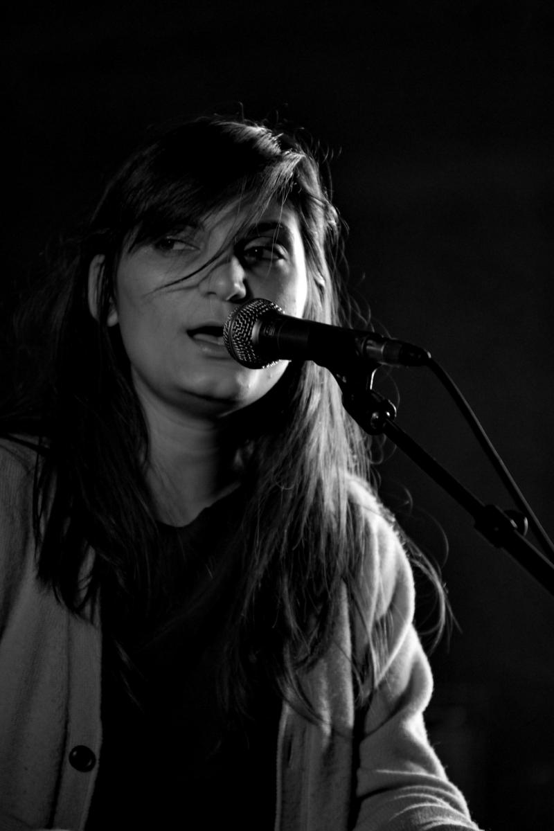 Anji Sami (She's So Rad) - (Opening for) - Artisan Guns - Bacco Room - Aug 2012